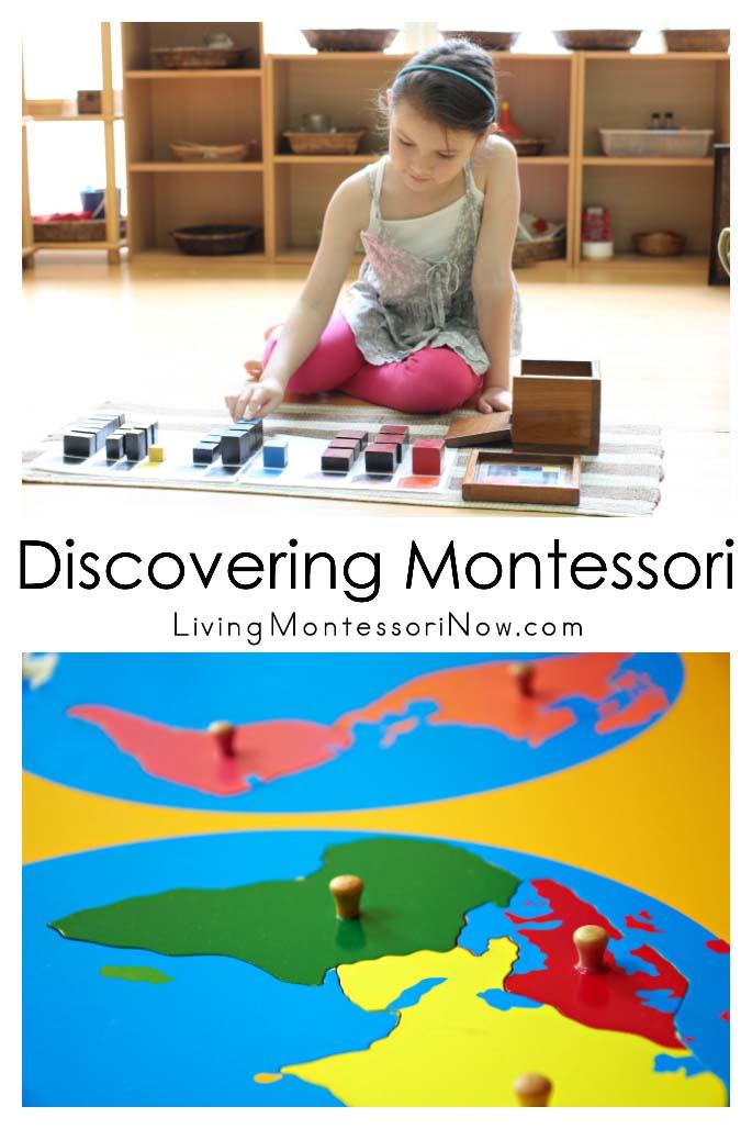 Discovering Montessori