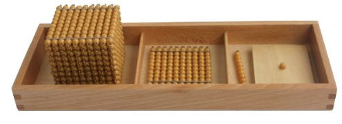 Montessori Golden Beads - Introduction to Decimal Quantity
