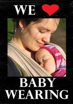 Babywearing Blog Hop