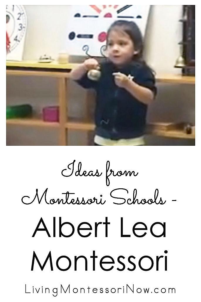 Ideas from Montessori Schools - Albert Lea Montessori