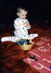 "Will (1 3/4) adding more objects to the ""fun game"" in late 1986."
