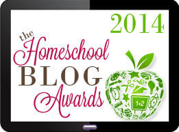 2014 homeschool blog awards