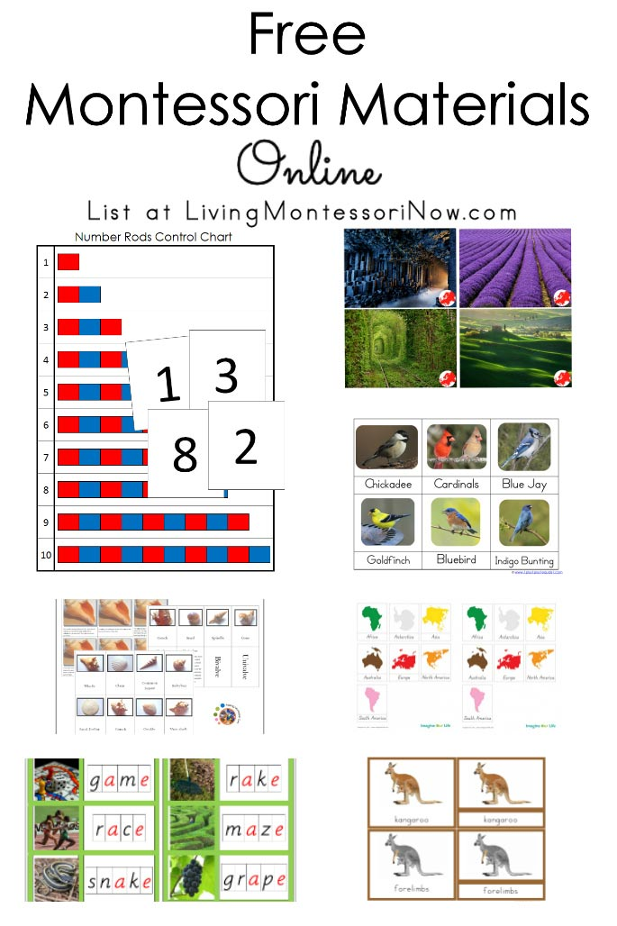 graphic regarding Free Printable Homeschool Record Keeping Forms titled Totally free Montessori Substance On the web