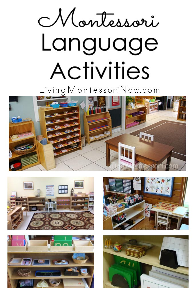 Montessori Language Activities