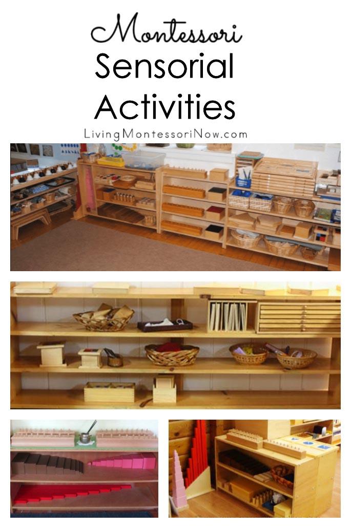 Montessori Sensorial Activities