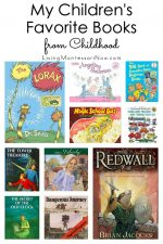 My Children's Favorite Books from Childhood