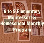 Montessori for the Earth 6-9 Program