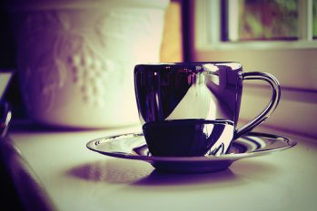 Tea Cup by KirstyAndrews