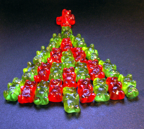 Only 24 More Gummi Days Till Christmas