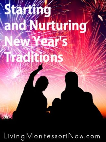Starting and Nurturing New Year's Traditions