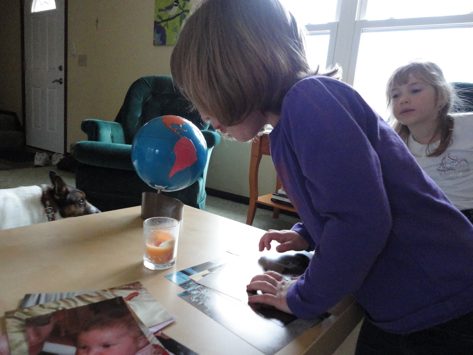 Montessori Birthday Celebration at Home (Photo from Discovery Days and Montessori Moments)