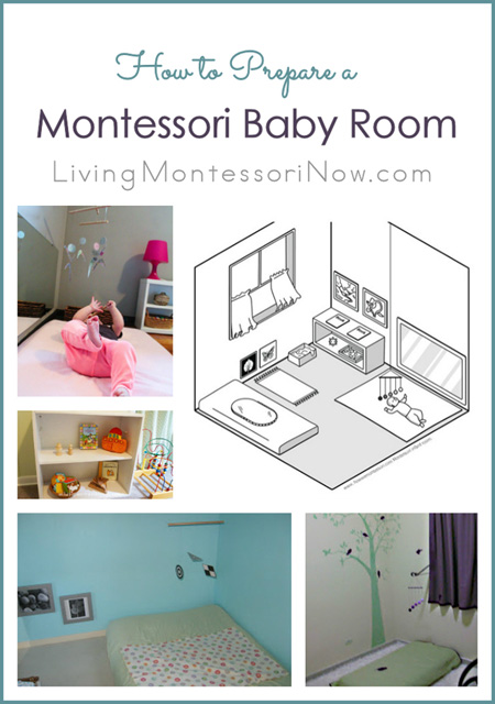 Design My Own Living Room Online Free: How To Prepare A Montessori Baby Room