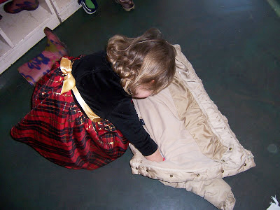 Activity of the Week – Teach Your Preschooler to Put on and Put Away a Coat