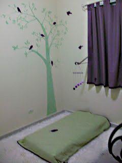 Montessori Baby Room from Vibrant Wanderings