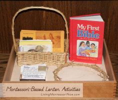 Montessori-Based Lenten Activities