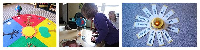 Montessori Celebration of Life at Home