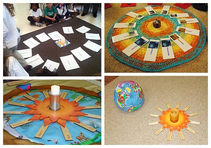 Montessori Celebration of Life in the Classroom
