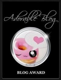 Adorable Blog Award