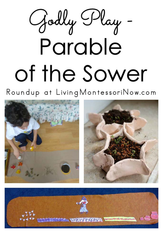 Godly Play - Parable of the Sower