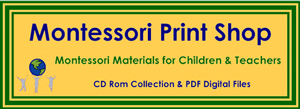 Sponsor Spotlight – Montessori Print Shop