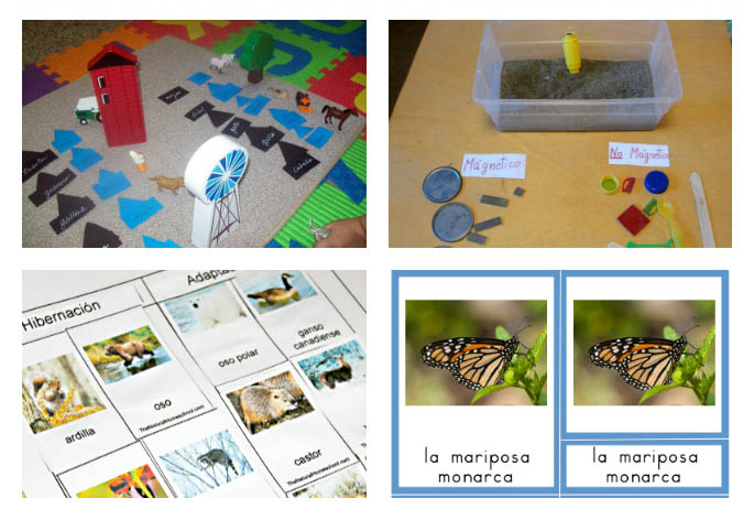 Montessori-Inspired Activities and Printables - 2