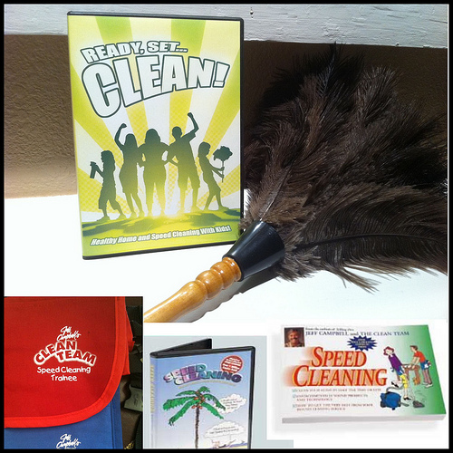 Cleaning With Kids Giveaway