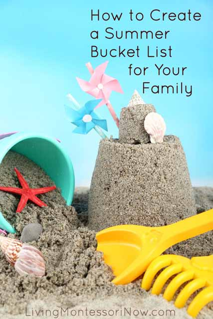 How to Create a Summer Bucket List for Your Family