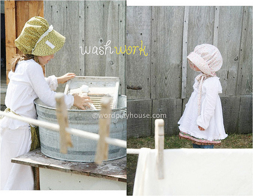 Little House on the Prairie Activities (Photo from Wordplayhouse)