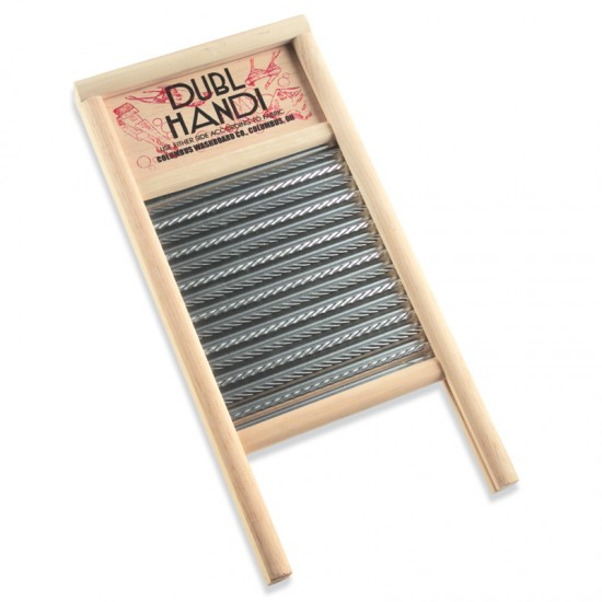 Authentic Child-Size Washboard from Montessori Services