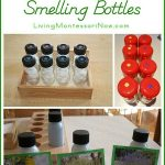 DIY Montessori Smelling Bottles