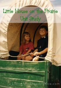 Little House on the Prairie Unit Study