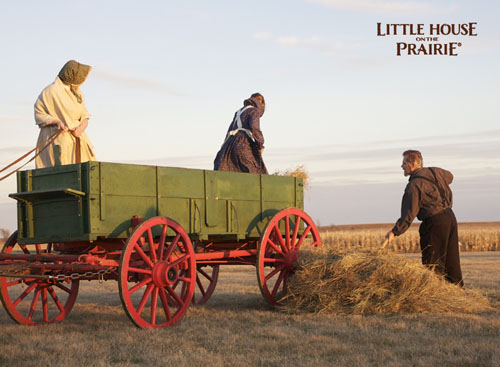 Little House on the Prairie Documentary