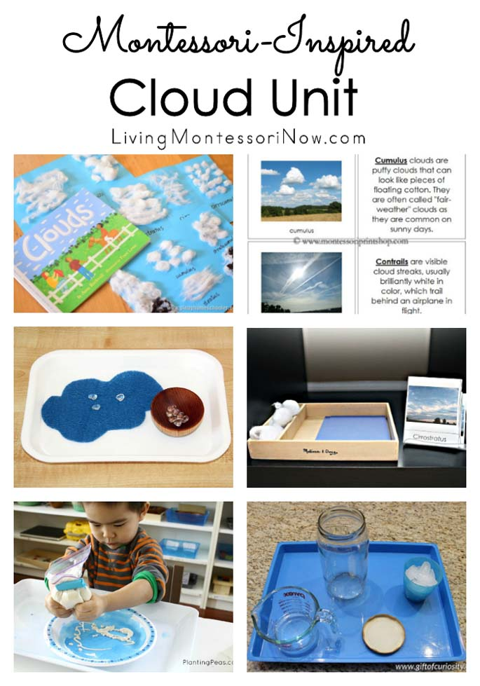 Montessori-Inspired Cloud Unit