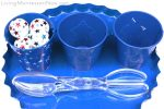 Montessori-Inspired Fun with Golf Balls and Ping Pong Balls