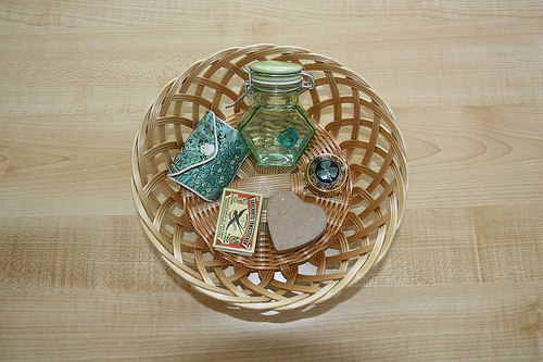 Open and Close Basket (Photo from Counting Coconuts)