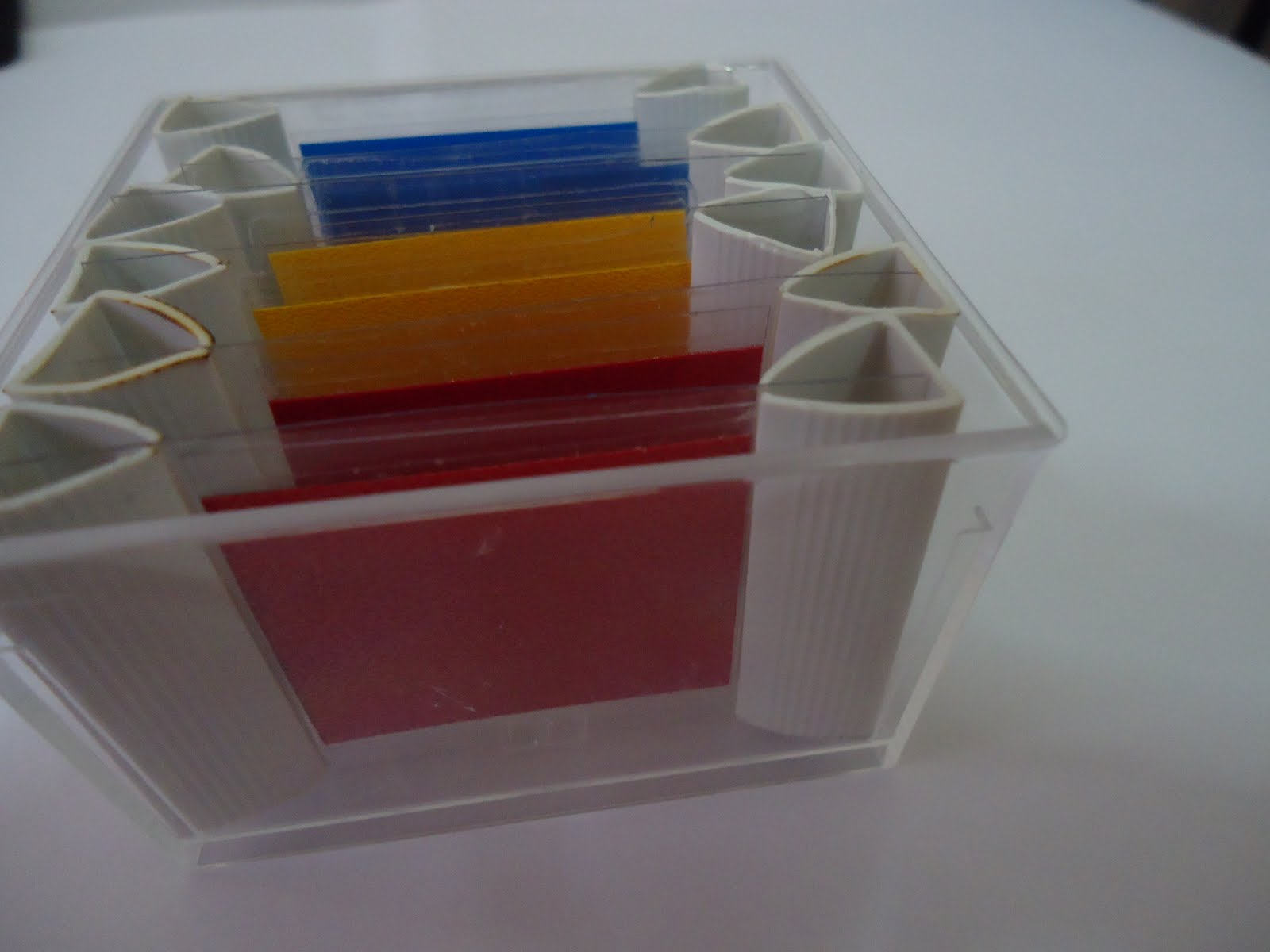 DIY Color Box 1 (Photo from Teacher Weena)