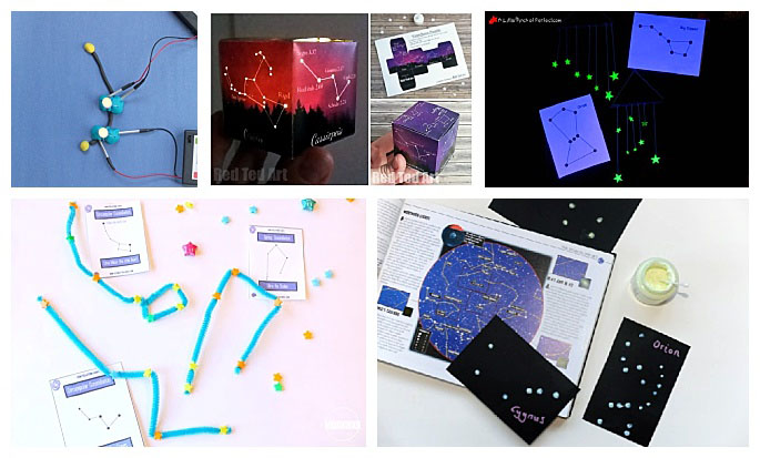 Hands-on Star and Constellation Activities
