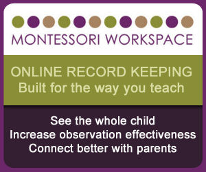 Montessori Workspace