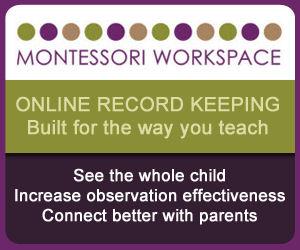 Montessori Workspace