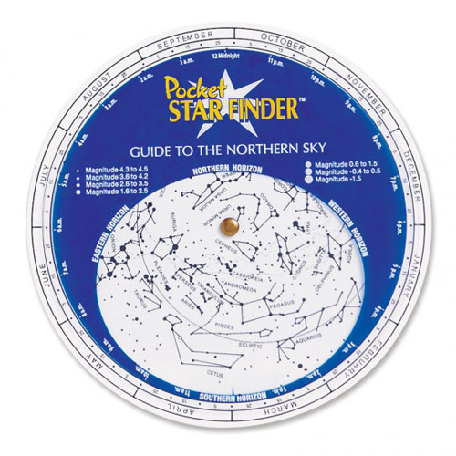 Pocket Star Finder from Montessori Services