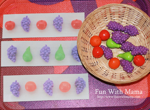 Free Preschool Printables for Activity Trays