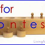 M is for Montessori