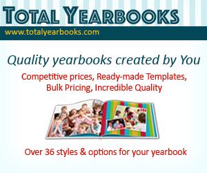 $50 Total Yearbooks Giveaway/Sponsor Spotlight