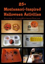 25+ Montessori-Inspired Halloween Activities