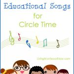 Free Educational Songs for Circle Time