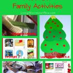 50+ December Family Activities