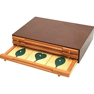 Alison's Montessori Premium Leaf Cabinet
