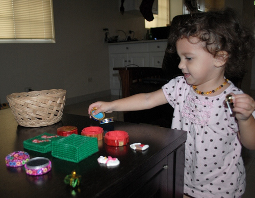 Christmas Opening and Closing Activity (Photo from Vibrant Beginnings)