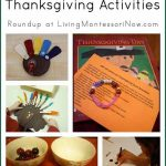 Montessori-Inspired Thanksgiving Activities
