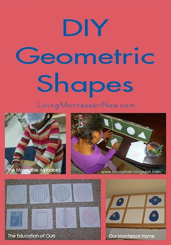 DIY Geometric Shapes